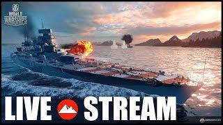 GIULIO CESARE ist da! #gekauft - World of Warships |[Deutsch] [60fps] [1080p]