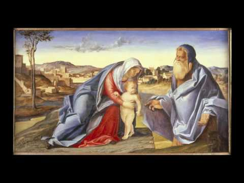The Kress Collection part 1/4, paintings by old masters XIV-XVIII century with Christian Music