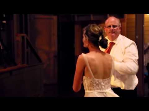 Father Daughter Dance to Moondance