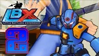 LBX: Little Battlers eXperience (3DS)[Blind] Part 2 (AX-00 Activates)