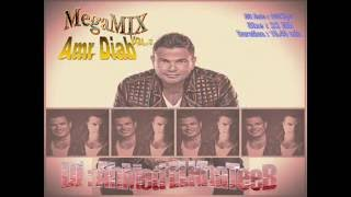 MegaMix Amr Diab VoL.2 _ ميجاميكس عمرو دياب Dj AhMed ELkhaTeeB