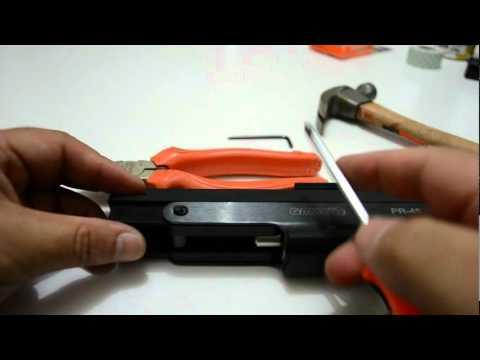 Aprenda montar e desmontar sua Gamo PR-45