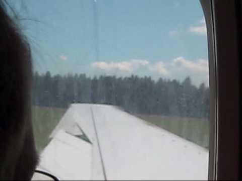 Ljubljana landing