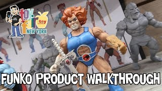 Funko Product Walkthrough at New York Toy Fair 2018 - Pop, Savage World, Mystery Minis, More!
