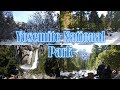 USA VLOG 2017 | Yosemite National Park