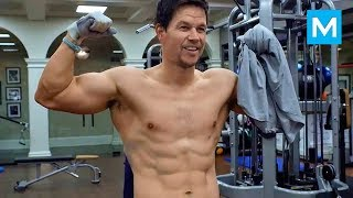 Mark Wahlberg Transformation for 'Mile 22' Movie | Muscle Madness