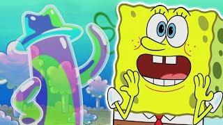 """Bubble Buddy is BACK in Spongebob's """"BubbleTown"""" Episode"""