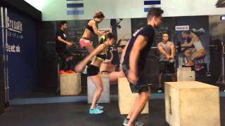 CrossFit Reebok Sports Club Serrano