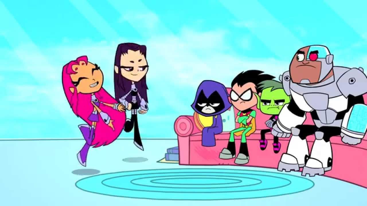 Teen Titans Go! - Mr. Butt Full Episode Clip 2