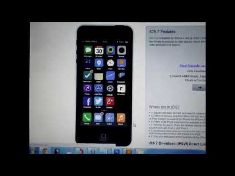 iPhone 5 iOS 7 review with online iOS7 simulator