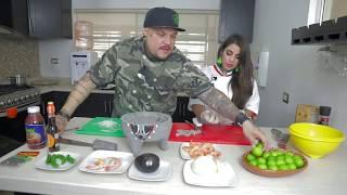 Cocinando con El Muerto Ep19.- Ana Valero - Agua Chile.