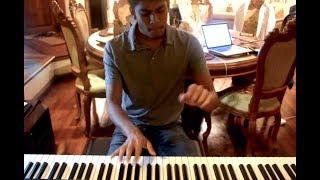 Ed Sheeran & Justin Bieber - I Don't Care Piano Cover (Rahul Suntah) видео