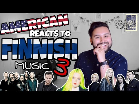 AMERICAN REACTS Finish  3