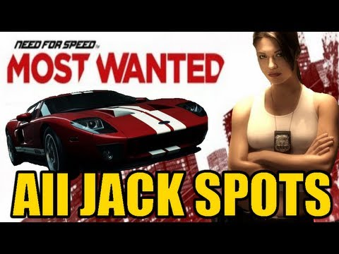 Need For Speed Most Wanted Criterion 2012 Cheats Codes