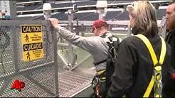 Cowboys Prep Stadium for Super Bowl XLV