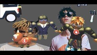 Licensed in Roblox dancing Dracukeo x Moonlight (video chafa)