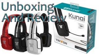 """Tritton Kunai Headset"" (Unboxing and Review)"
