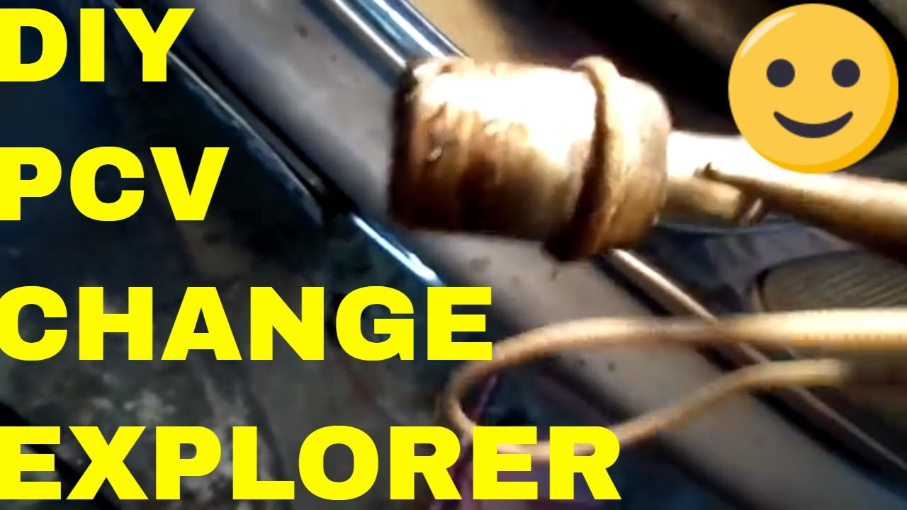 Tips On Replacing The Pcv A Ford Explorer Youtube Sport Trac Fuel Filter Removal