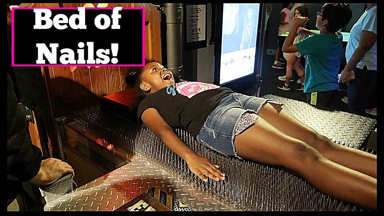 bed-of-nails-wonderworks-orlando-family-vlogs