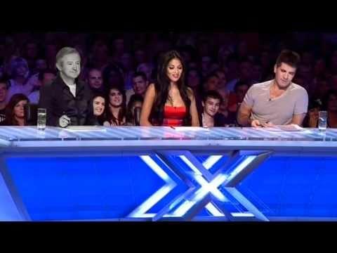 Grumpy Louis - The X Factor
