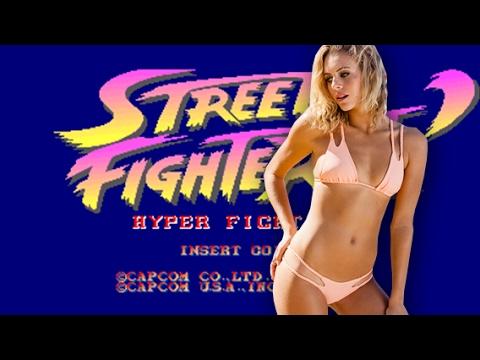 Street Fighter II: Hyper Fighting - Gameplay (Xbox 360)