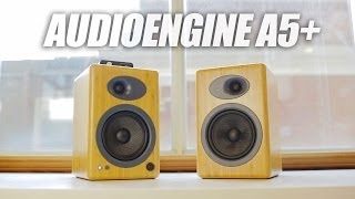 Audioengine A5+ Speakers (Bamboo) Review