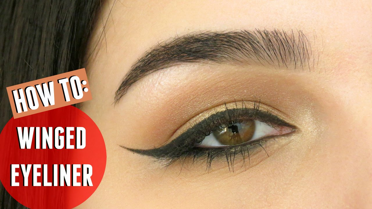 Easy Eye Makeup Tips That Anyone Can Do - White Eyeliner