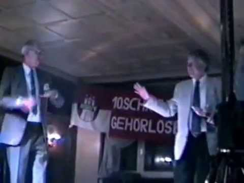 10. Schach-Europa-Cup-Turnier Deafchess 1991 Hamburg Teil 3