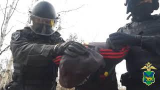 «Гром» задержал владивостокского бармена