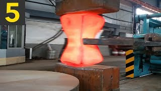 Top 5 Amazing Forge Videos (eye candy)