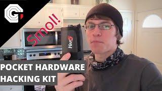 A Look at Glytch's Pocket Hardware Hacking Kit