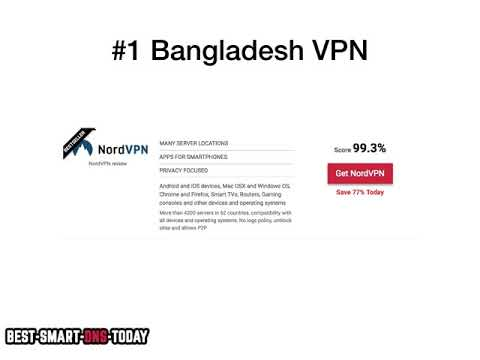 Best Bangladesh VPN Proxy Service