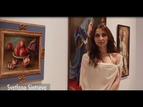 Spotlight on Agora Artist: Svetlana Sintseva
