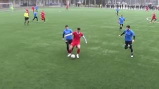 видео «Реал Фарма 2» — «Атлетик» 1:1. По пенальти — 5:4