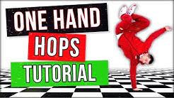 BEST 1 HAND HOPS TUTORIAL (2019) - BY SAMBO - HOW TO BREAKDANCE (#20)