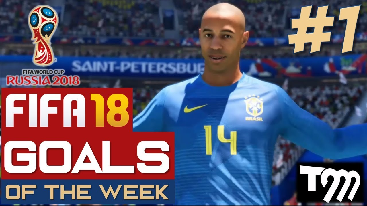 Download Fifa 18 WORLD CUP - TOP 10 GOALS OF THE WEEK #1 (Fifa World Cup)