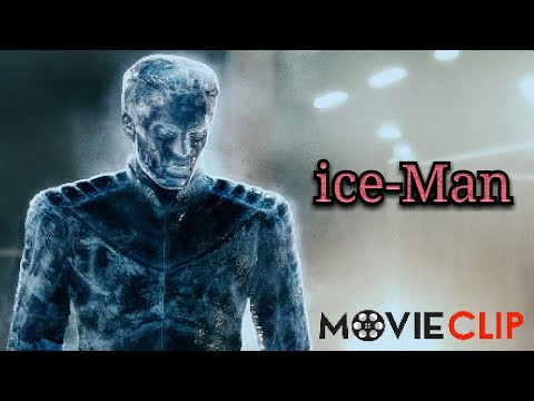 X-Men The Last Stand- X-men Ice Power,movie Clip(2006) Full 1080 P Hd.