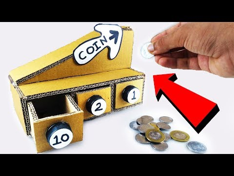 How to make Coin Sorting Machine