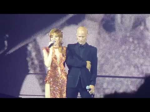 Mylène Farmer & Gary Jules  MAD WORLD Les Mots Timeless 2013