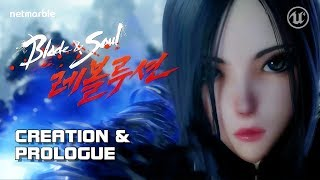 Blade & Soul Revolution - Grand Open - Android on PC - Mobile - F2P - KR