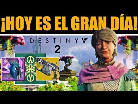 Destiny 2: Reset de la Velada! Nuevo Exótico! Arbalesta! Bosque Verde! Nuevas Quests y Actividades! thumbnail