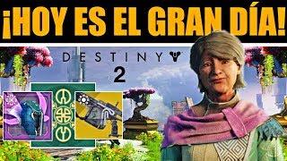 Destiny 2: Reset de la Velada! Nuevo Exótico! Arbalesta! Bosque Verde! Nuevas Quests y Actividades!
