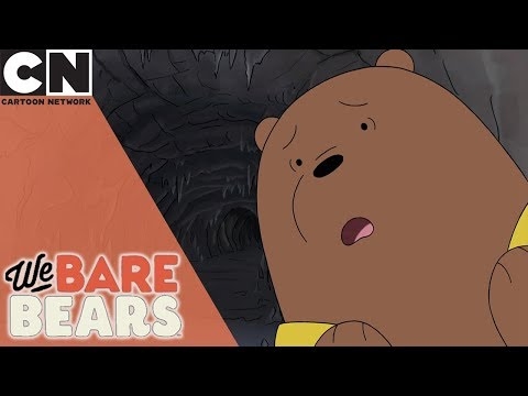 Download Youtube: We Bare Bears | The Scariest Cave | Cartoon Network
