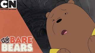 We Bare Bears | The Scariest Cave | Cartoon Network