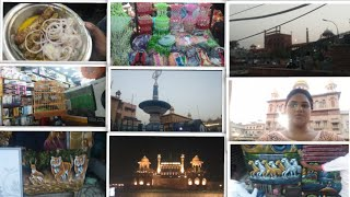 Gambar cover (Vlog-1)CHANDNI CHOWK Vlog, A Day In My Life. Enjoyed a lot.