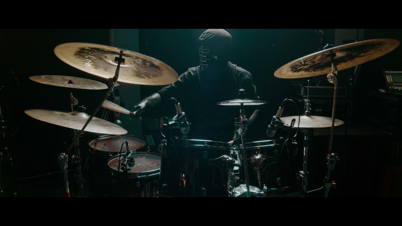 GAEREA E DIOGO MOTA LANÇAM 'Drum Playthrough' DE 'conspiranoia' do seu último álbum 'Limbo'