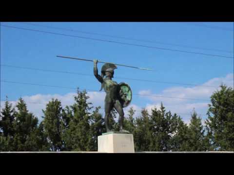 Thermopylae  The Hot Gates