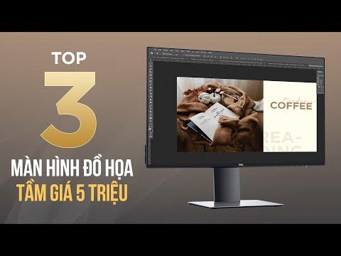 Top 3 màn hình làm đồ họa trong tầm giá 5 triệu | GEARVN