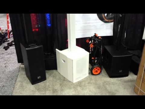 Maui sound systems from LD Systems at #DJEXPO2014