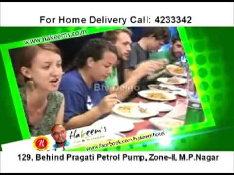 Hakeem's Restaurant. Bhopal
